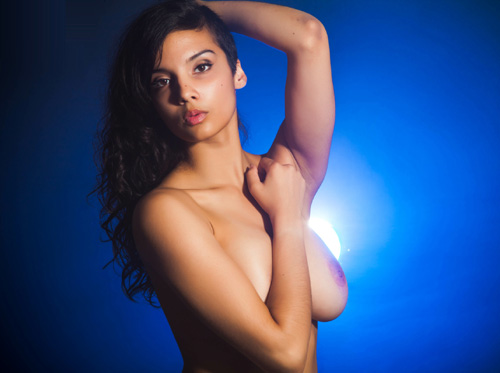Horny Young Indian Vixen Shanaya Perverted Model